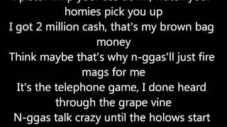 50 Cent - All About Dough (HQ Song + Lyrics)