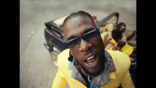 BURNA BOY   PULL UP OFFICIAL VIDEO