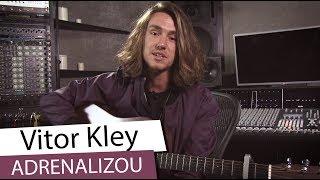 Vitor Kley Faz Versão Acústica De  'Adrenalizou' | CARAS SESSION (2018)