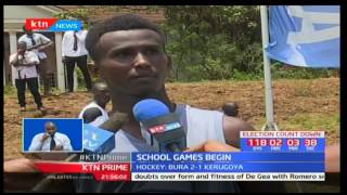 National secondary school term one games kick off in Nairobi