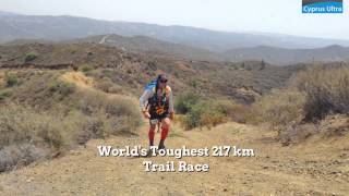 preview picture of video 'Cyprus Ultra Marathon Limassol :: New Winter Race'