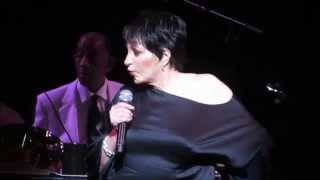 """Liza Minnelli-""""I CAN'T GIVE YOU ANYTHING BUT LOVE""""[HD Live 3.28.14]Davies Symphony Hall-Judy Garland"""