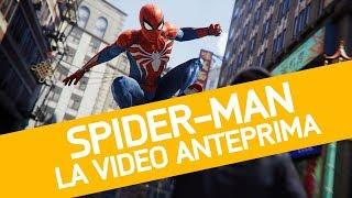 Spider-Man per PS4: Anteprima del nuovo gioco dell'Uomo Ragno in 4K