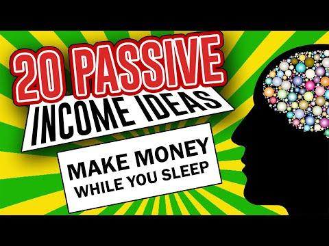 , title : 'Top 20 Passive Income Ideas to Make Passive Income
