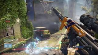 Destiny:Trials of Osiris Highlight Clips [Widows Court]