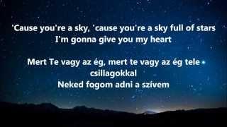 Coldplay - A Sky Full of Stars magyar & angol felirattal