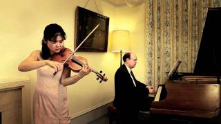 Miho Hakamata plays Meditation from Thaïs by Massenet