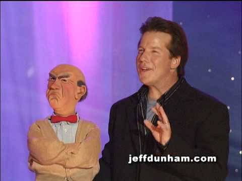Jeff Dunham - Arguing with Myself - Walter  | JEFF DUNHAM