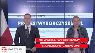 """""""Wychodzimy naprzeciw gniewowi"""". Sztab Trzaskowskiego uruchomił stronę do składania protestów"""