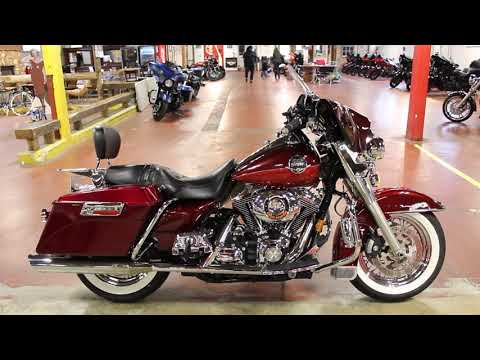 2008 Harley-Davidson Road King® in New London, Connecticut - Video 1