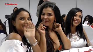 Cartagena Colombia Women Captured in 4K Ultra HD