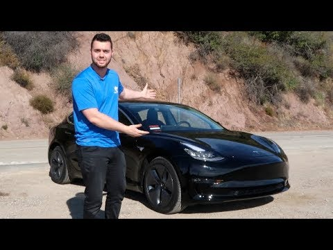 The $35,000 Tesla Model 3 Is Actually AMAZING
