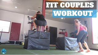 HOW FIT COUPLES WORKOUT