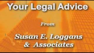 Susan E. Loggans & Associates Your Legal Rights video
