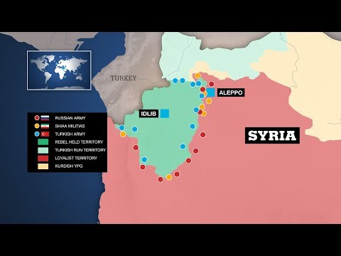 Syria : what is the upcoming battle of Idlib about?