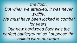 Arab Strap - Act Of War Lyrics