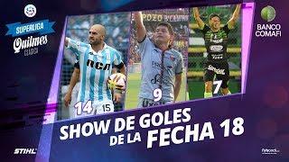 Show De Goles De La Fecha 18 #SAF