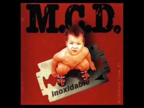 M.C.D. - Inoxidable [Diska Osoa]