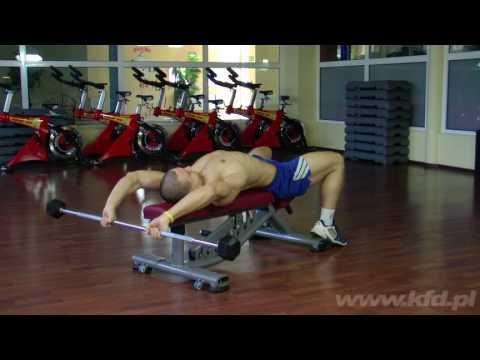 Jak zbudować dolnych mięśni piersiowych na prętach