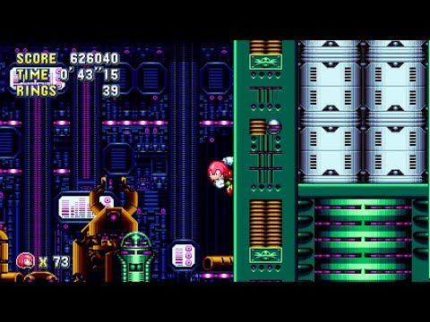 Download Sonic Mania Super Sonic Gameplay Lava Reef Zone Video 3GP