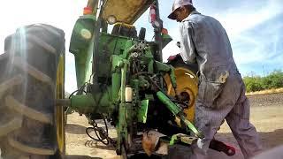 John Deere steering problems . | Kholo.pk