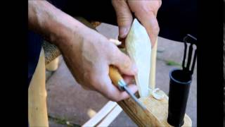 easy bird carving