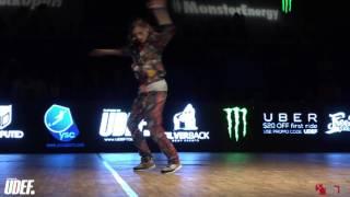Meelissa Vs Momo | Top 16 B-Girl | Silverback Open 2016 | Pro Breaking Tour | BNC