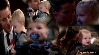 Джастин Хартли, #Chelsea & Adam ( #Chadam ) - Family means everything #Y&R