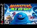 Monsters Vs Aliens Story 100 Full Game Walkthrough Long