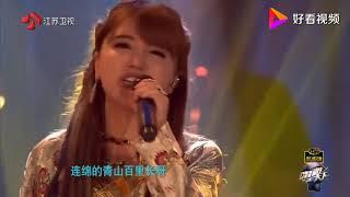 阿兰《康定情歌》不愧是藏族女歌手!开嗓惊艳全场!国宝级歌手用现代藏式天籁般的声音,诠释国宝级经典民歌!