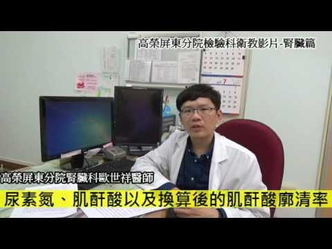 腎臟檢驗簡介