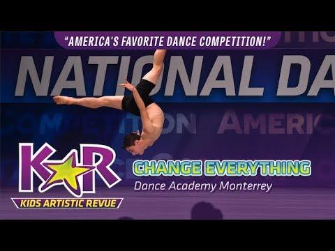 """Change Everything"" from Dance Academy Monterrey"