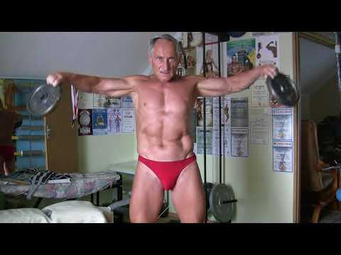 Brzuch pęka mięśni