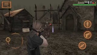 70MB Resident Evil 4 mobile version Download and Install in your Android