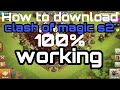How to download clash of magic s2. (Hindi)