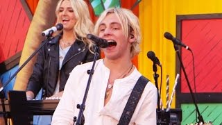 Teen Beach 2 Premiere: Ross Lynch & R5 Perform