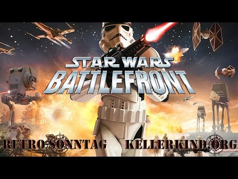 Retro-Sonntag [HD] #040 – Star Wars: Battlefront (2004) – Folge 1 ★ Let's Show Game Classics
