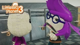 LittleBIGPlanet 3 - Valentines Day, With a Twist [Short Animation by XXYAMAHZTHECRAPX] - PS4