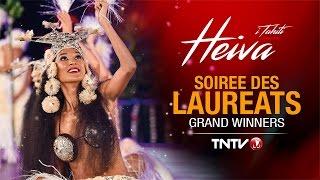 Heiva 2016 - La soirée des lauréats / Grand winners LIVE