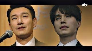 [신경전♨] 조승우(Cho Seung-woo)vs이동욱(Lee Dong-wook), 날선 대립 '돈으로 때울 기세' 라이프(Life) 2회