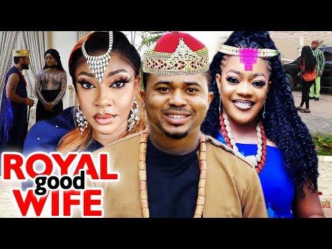 Royal Good Wife Season 1 & 2- ( Angela Okorie / Eve Esin ) 2019 Latest Nigerian Movie