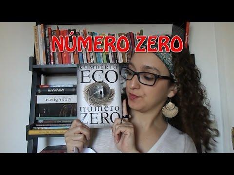Livro - Número Zero