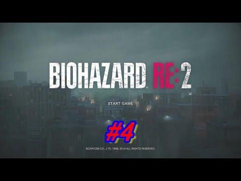 BIOHAZARD RE_2 Z Version #4