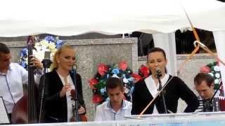 Cimbalová Hudba Primáš   Pamätné Dni Mesta Humenné 2015 (č.1)