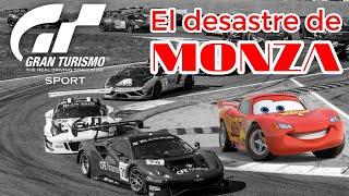 Gran Turismo Sport - El desastre de las chicanes de Monza y los tramposos (demostración)