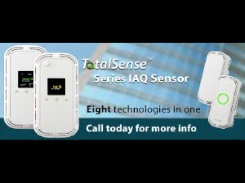 TotalSense IAQ Promo Video Video Thumbnail