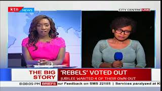 The Big Story: ' Rebels' voted out