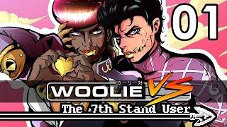 JoJo's Bizarre Adventure: The 7th Stand User (Part 01)