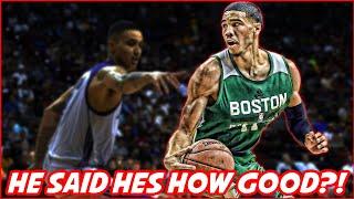 HE SAID JAYSON TATUM IS HOW GOOD?! | NBA NEWS