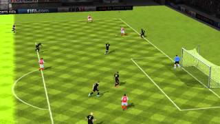 FIFA 14 iPhone/iPad - CaptainSGerrard vs. A. Makhatchkala